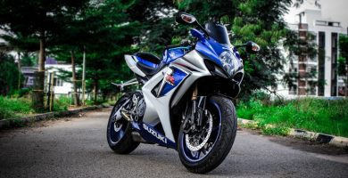 Forro para moto Suzuki, cobertor para moto, cubre moto, funda para moto