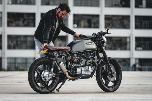 cubremoto Honda, Cobertor para moto