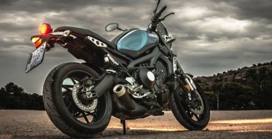 Funda de moto yamaha